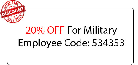 Military Employee Deal - Locksmith at North Aurora, IL - North Aurora Locksmith